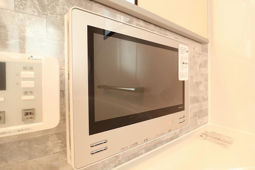 浴室12型テレビ